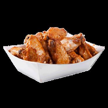 Pollo 8 alitas